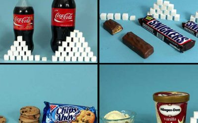 El azúcar oculto que hay en los alimentos que consumes a diario